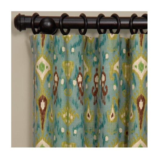 Niche Hathaway Linen Rod Pocket Curtain Panel