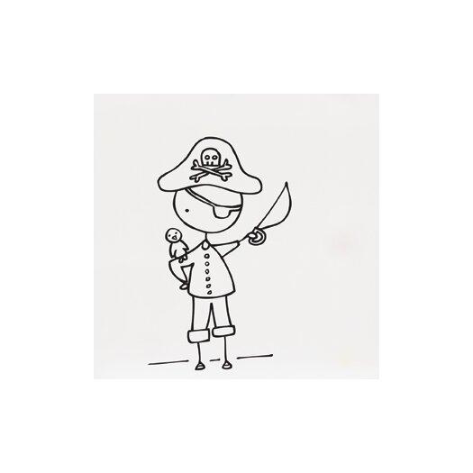 Piccolo Ahoy, Mates! Wall Decal