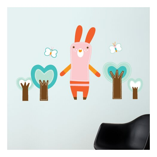 ADZif Piccolo Mimi the Bunny Wall Sticker