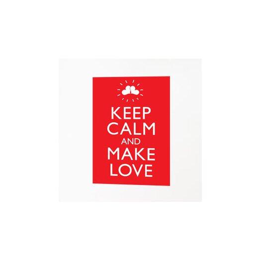 Blabla Make Love Wall Sticker