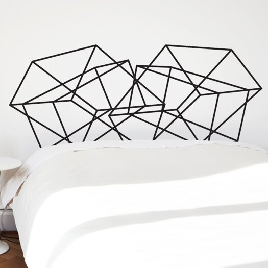 ADZif Cama Stockholm Wall Decal