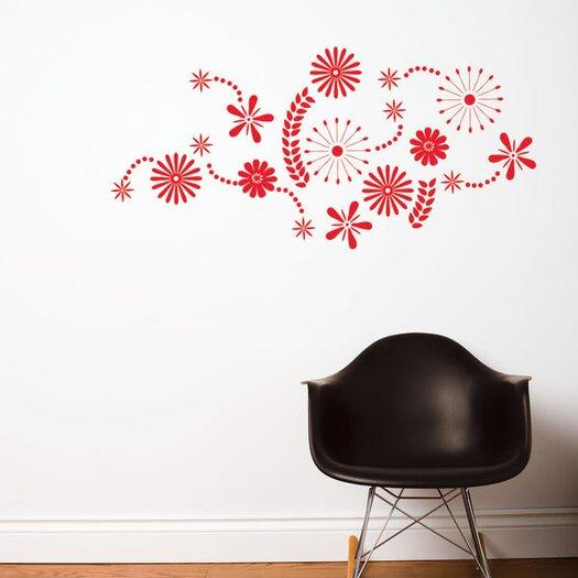Ado Flower Power Wall Decal