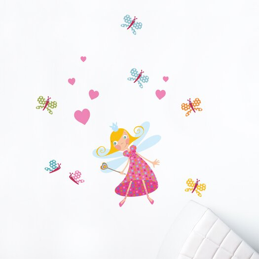 ADZif Piccolo Princess Luna Wall Decal