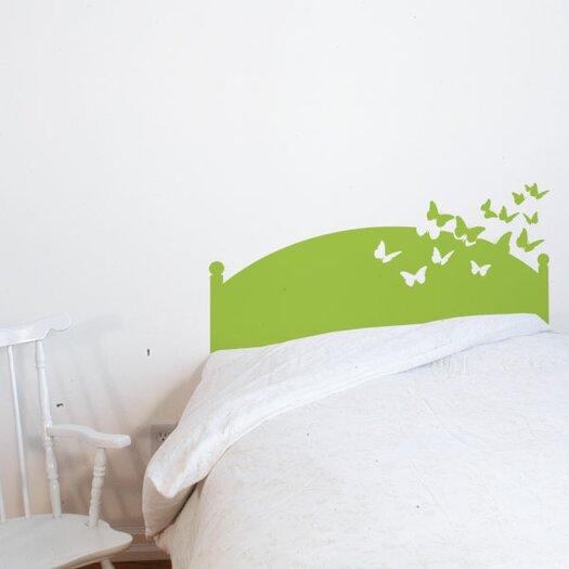 ADZif Cama Butterflies By Night Wall Decal