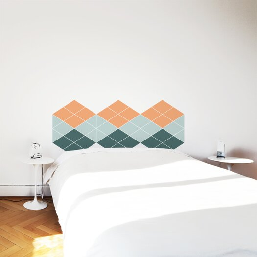 ADZif Cama Tivoli Wall Decal