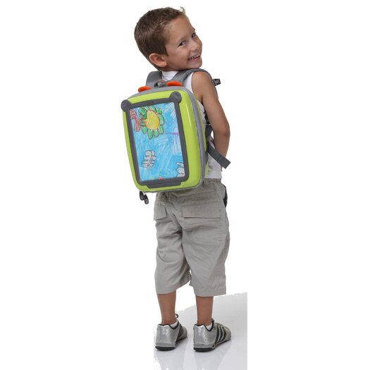 "BenBat GoVinci ""Look What I Made"" Backpack"