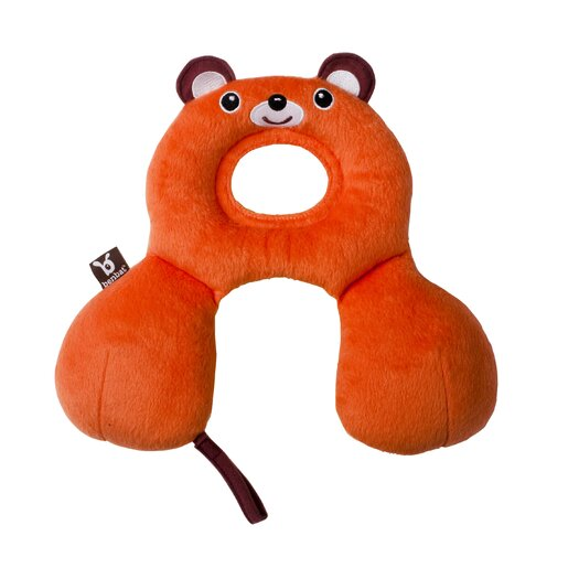BenBat Travel Friends Head/Neck Support 0-12 Months - BEAR