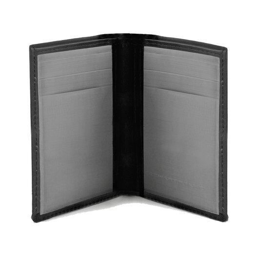 Stewart/Stand RFID Blocking Leather Exterior Driving Wallet