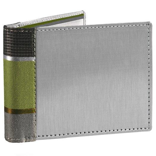 Stewart/Stand RFID Blocking New Stripe Bill Fold Wallet