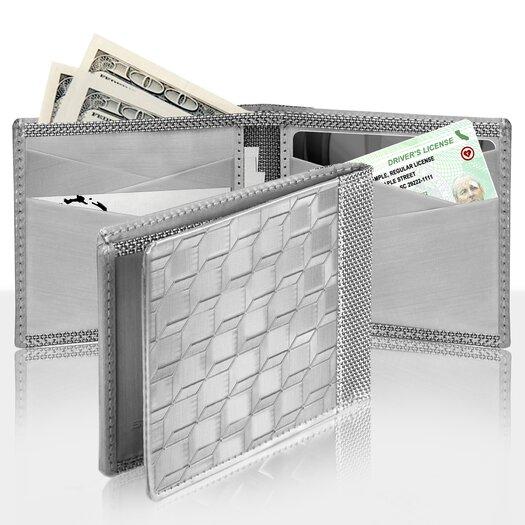 Stewart/Stand RFID Blocking Texture Bill Fold Wallet