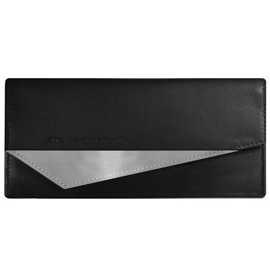 Stewart/Stand RFID Blocking Color Block Clutch Wallet