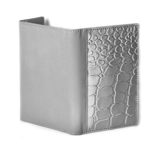 Stewart/Stand RFID Blocking Monochrome Passport Wallet