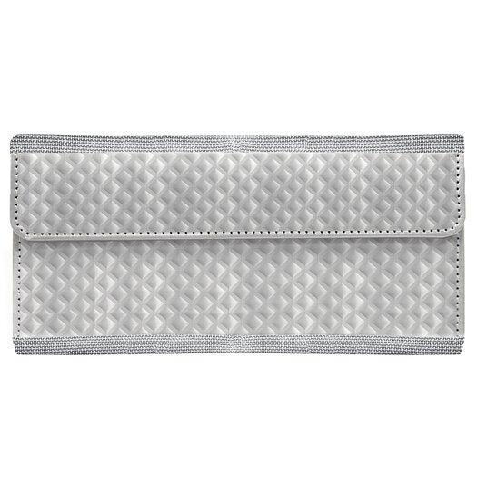 Stewart/Stand RFID Blocking Monochrome Continental Clutch Wallet