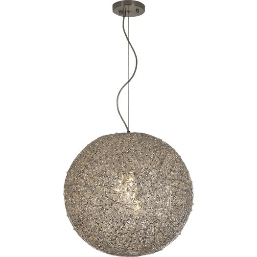 Trend Lighting Corp. Salon 6 Light Globe Pendant