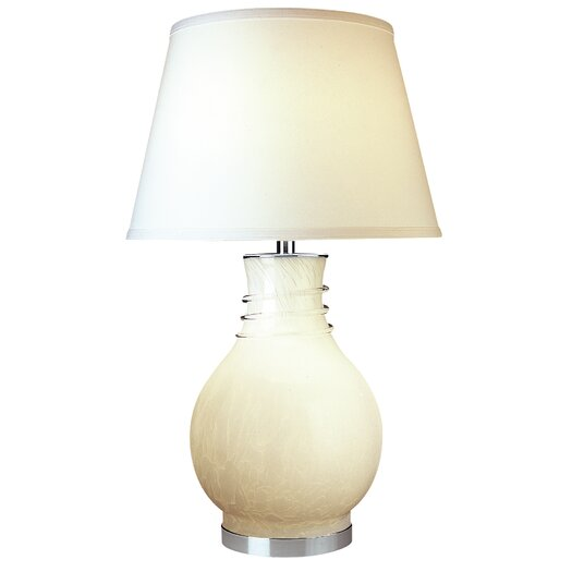 "Trend Lighting Corp. Fusion 28"" H Table Lamp with Empire Shade"