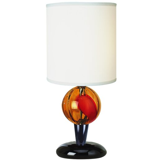 """Trend Lighting Corp. Soleil Accent 21"""" H Table Lamp with Drum Shade"""