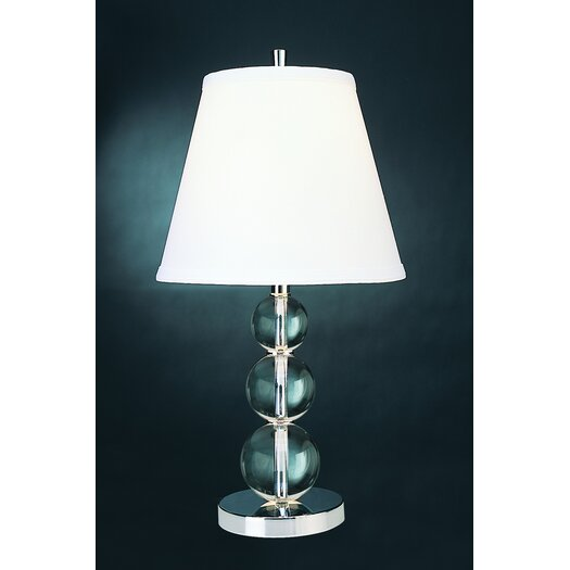 "Trend Lighting Corp. Palla Accent 17"" H Table Lamp with Empire Shade"