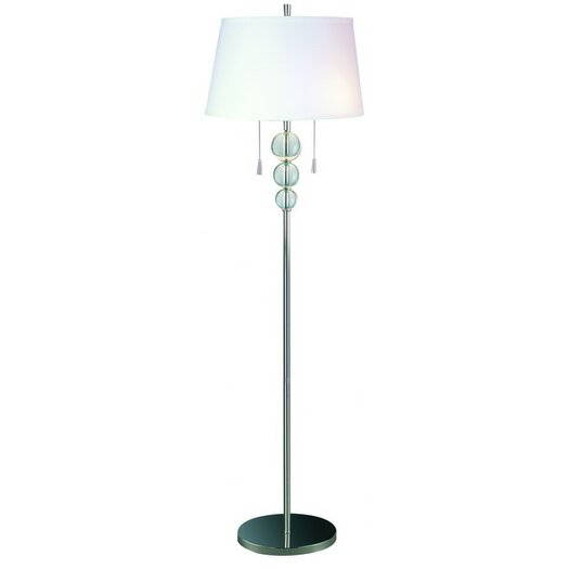 Trend Lighting Corp. Palla 2 Light Floor Lamp
