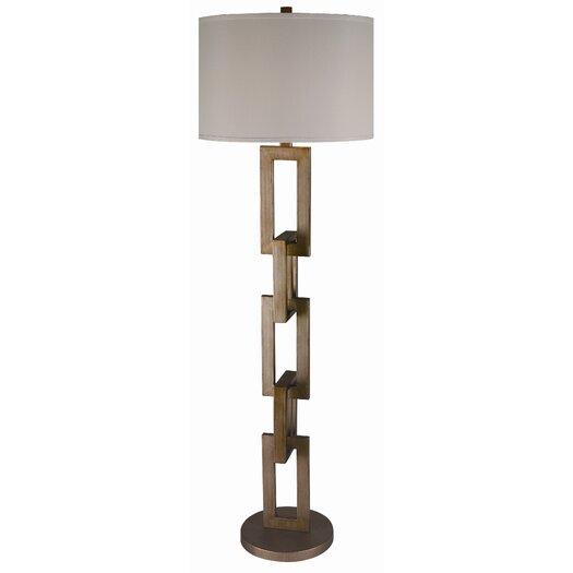 Trend Lighting Corp. Linque 1 Light Floor Lamp