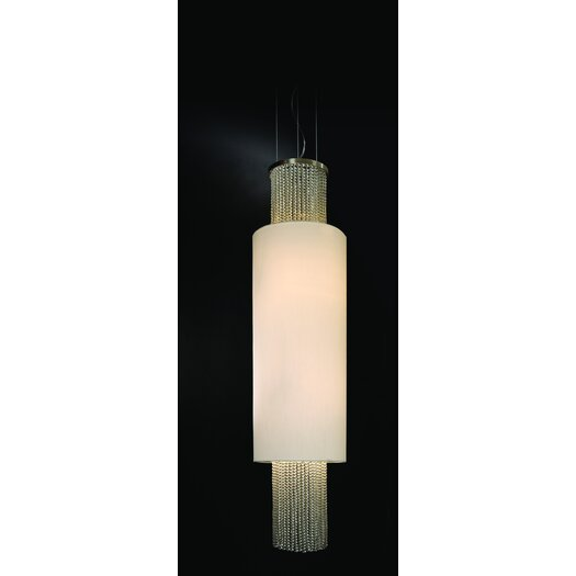 Trend Lighting Corp. Waltz 2 Light Tall Pendant