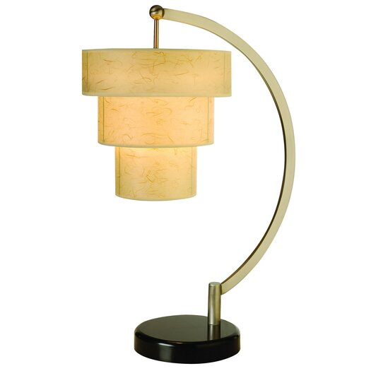"Trend Lighting Corp. Astoria 32"" H Table Lamp with Drum Shade"