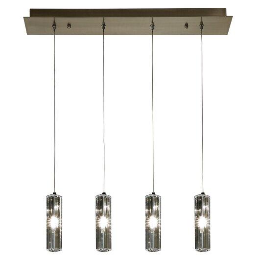 Trend Lighting Corp. 4 Light Quartet Pendant