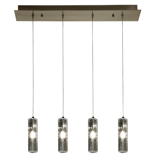 Trend Lighting Corp. 4 Light Quartet Pendant