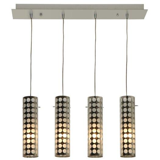 Trend Lighting Corp. Eternal 4 Light Kitchen Island Pendant
