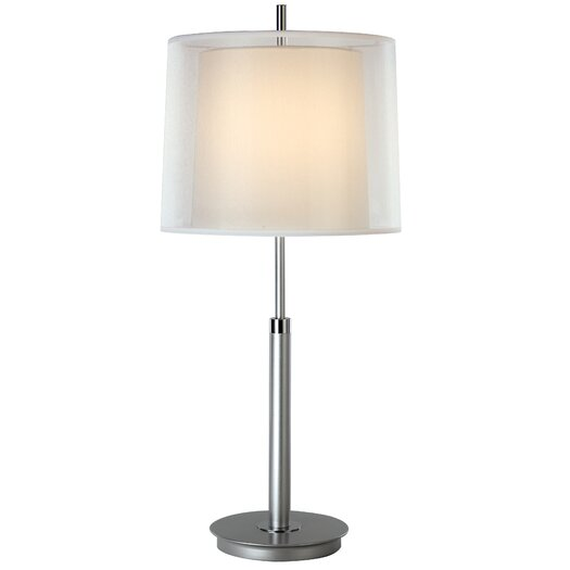 "Trend Lighting Corp. Nimbus 30"" Table Lamp with Drum Shade"