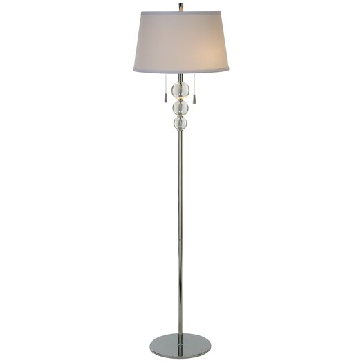 Trend Lighting Corp. Palla 2 Light Floor Lamp