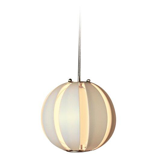 Trend Lighting Corp. Pique 1 Light Single Globe Pendant
