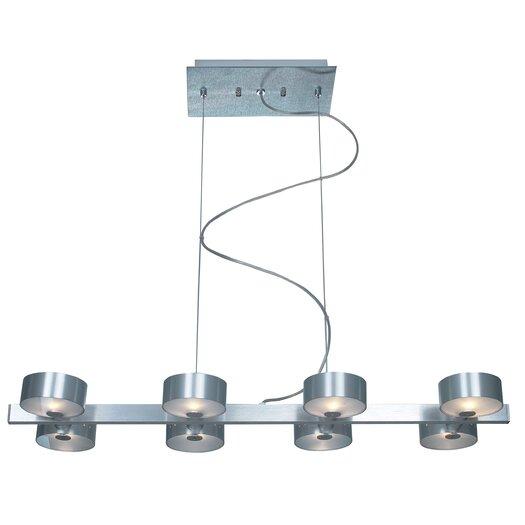 Trend Lighting Corp. 8 Light Pendant