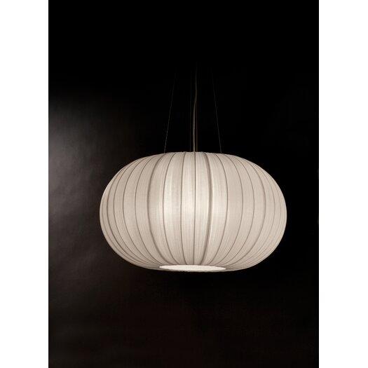 Trend Lighting Corp. Shanghai 1 Light Oval Globe Pendant