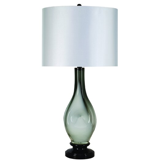 "Trend Lighting Corp. Dorian 32"" H Table Lamp with Drum Shade"