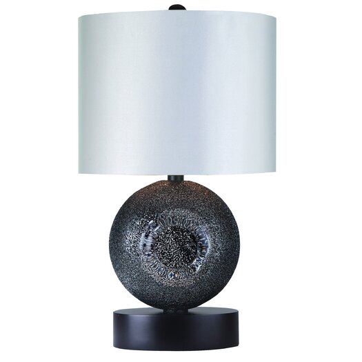 "Trend Lighting Corp. Delphi 26"" H Table Lamp with Drum Shade"