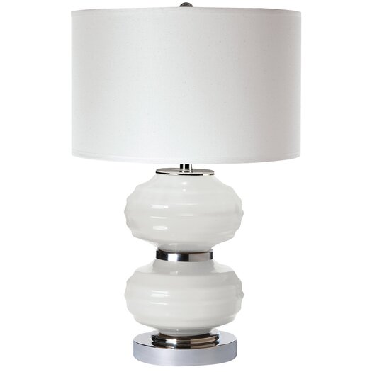 "Trend Lighting Corp. Carnia 27"" H Table Lamp with Drum Shade"
