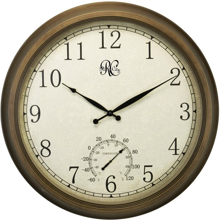 Wall Clocks | Wayfair