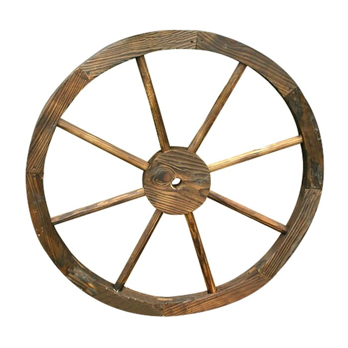 wagon wheel western decor car interior design garden wood wagon flower planter pot stand with wheels