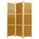 "Oriental Furniture 72"" Cork Board Room Divider"