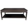 Oriental Furniture Rosewood Coffee Table
