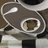 DwellStudio Marais Platinum Glazed Oval Platter