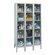 Hallowell Safety-View 5 Tier 3 Wide Plus Stock Locker