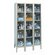 Hallowell Safety-View 5 Tier 3 Wide Plus Stock Locker