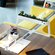 Steelcase Bivi Table for Two