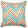 Loni M Designs Chevron Pillow