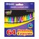 Bazic 48 Premium Quality Color Crayon Set
