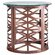 HGTV Home Modern Heritage End Table