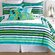 Trina Turk Residential Huntington Stripe Bedding Collection