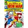 iCanvasArt Marvel Comics Book Iron Man Issue Cover 58 Graphic Art on Canvas