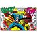 iCanvas Marvel Comics Book Captain America Graphic Art on Canvas